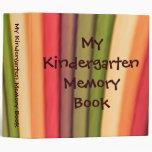 Mi libro de la memoria de la guardería