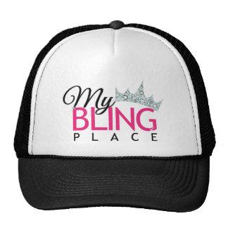 Mi lugar de Bling Gorra