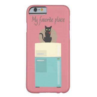 Mi lugar preferido funda barely there iPhone 6