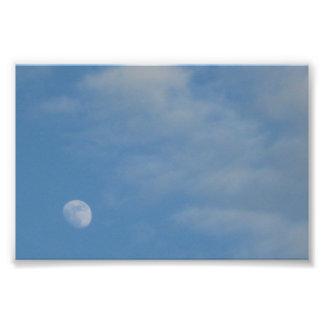 Mi luna diurna - la favorable foto de Kodak Cojinete