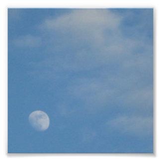 Mi luna diurna - la favorable foto de Kodak Fotografías