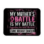 Mi madre del cáncer de pecho demasiado 2 de la bat iman flexible