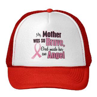 Mi madre es un cáncer de pecho del ángel gorros