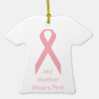 Mi madre lleva rosa adorno de reyes
