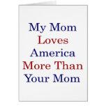 Mi mamá ama América más que su mamá Felicitaciones