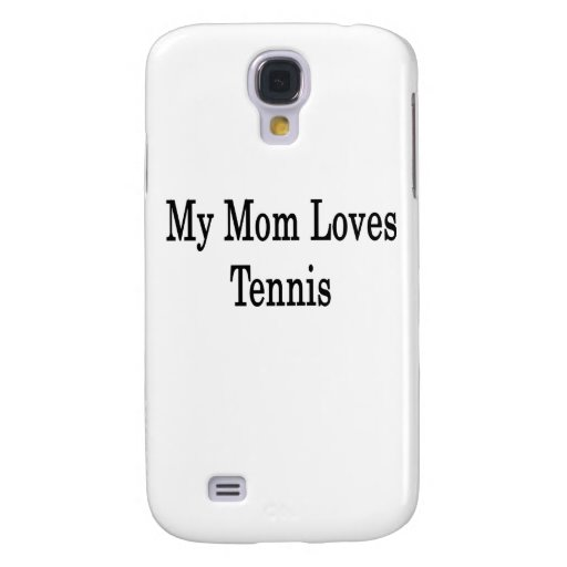 Mi mamá ama tenis