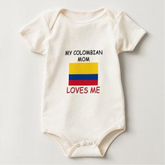 Mi mamá colombiana me ama mamelucos