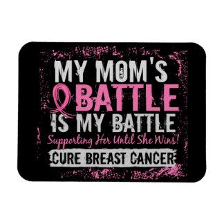 Mi mamá del cáncer de pecho demasiado 2 de la bata imanes