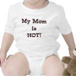 Mi mamá del KRW es humor lindo caliente del bebé Traje De Bebé