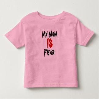 Mi mamá ES camisa de la reunión del miedo
