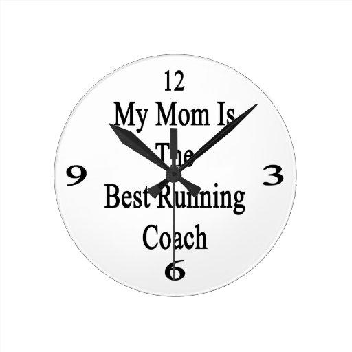 Mi mamá es el mejor coche corriente relojes