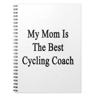 Mi mamá es el mejor coche de ciclo libro de apuntes