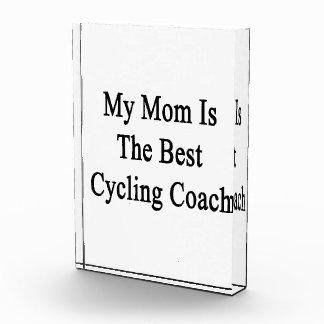 Mi mamá es el mejor coche de ciclo