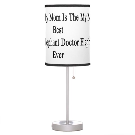 Mi mamá es el mejor doctor Ever del elefante