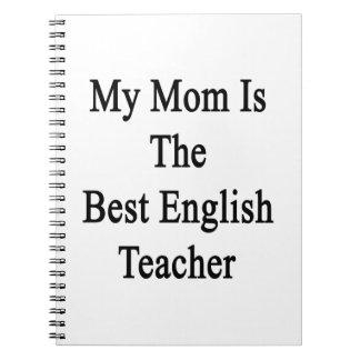 Mi mamá es el mejor profesor de inglés libros de apuntes