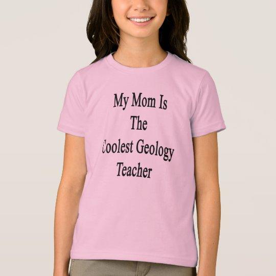 Mi mamá es el profesor más fresco de la geología playera