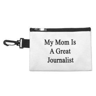 Mi mamá es gran periodista