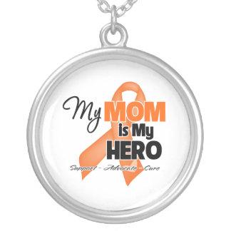 Mi mamá es mi héroe - leucemia joyeria