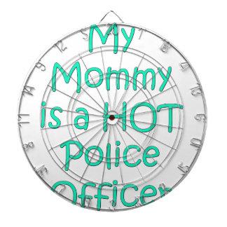 Mi mamá es oficial de policía caliente