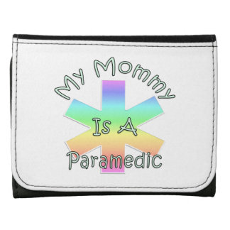 Mi mamá es paramédico