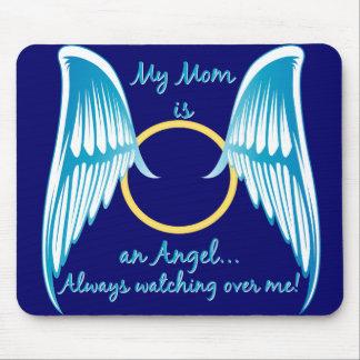 Mi mamá es un ángel tapetes de raton