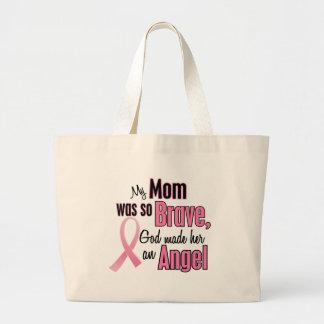 Mi mamá es un cáncer de pecho del ángel bolsas