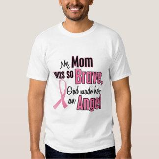Mi mamá es un cáncer de pecho del ángel polera