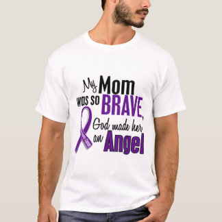 Mi mamá es un cáncer pancreático del ángel playera