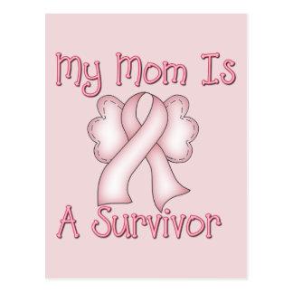 Mi mamá es un superviviente postal