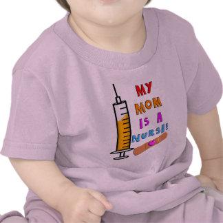 Mi mamá es una Bandaid grande de las camisetas de