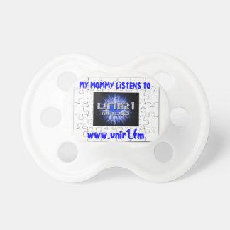 mi mamá escucha la RADIO UNIR1 Chupetes Para Bebés