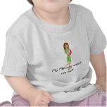 ¡Mi mamá me usa! Camiseta