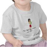 ¡Mi mamá me usa! Camisetas