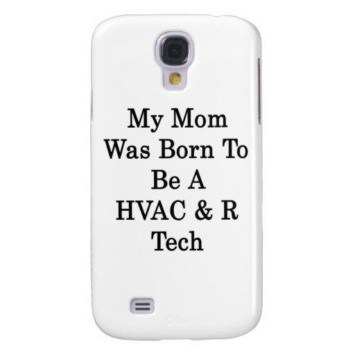 Mi mamá nació ser una tecnología de la HVAC R