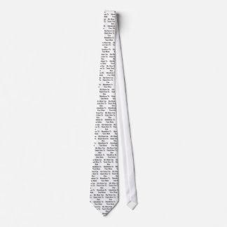 Mi mamá puede enseñar a cómo funcionar con corbatas personalizadas