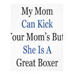 Mi mamá puede golpear el extremo de su mamá con el membrete personalizado