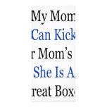Mi mamá puede golpear el extremo de su mamá con el diseños de tarjetas publicitarias