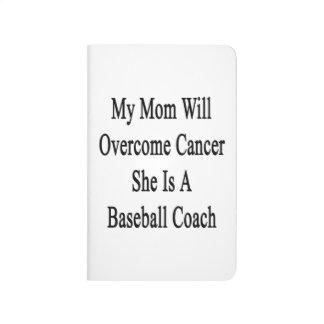Mi mamá superará al cáncer que ella es un béisbol