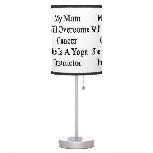 Mi mamá superará al cáncer que ella es una yoga da