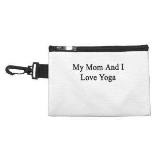 Mi mamá y yo amamos yoga
