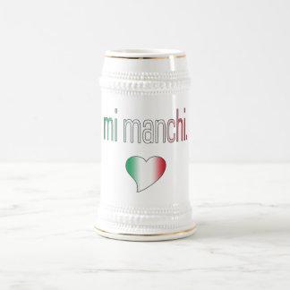 Mi Manchi! Italy Flag Colors Mugs