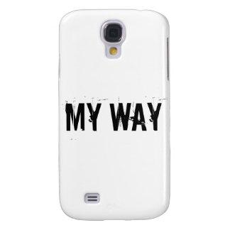 Mi manera funda para galaxy s4