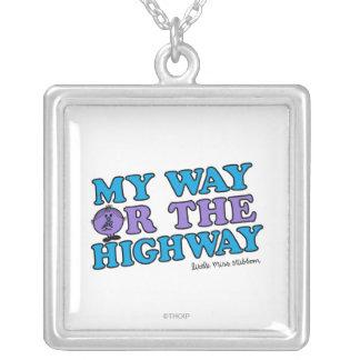 Mi manera o la carretera colgante cuadrado