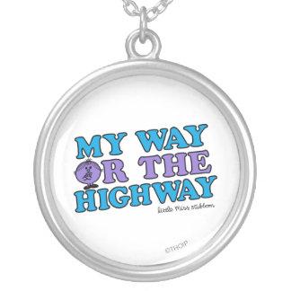 Mi manera o la carretera colgante redondo
