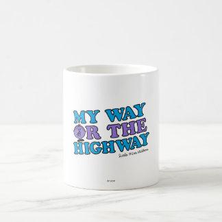 Mi manera o la carretera taza clásica