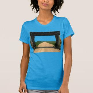mi manera camiseta