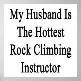 Mi marido es el instructor más caliente de la esca poster