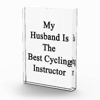 Mi marido es el mejor instructor de ciclo