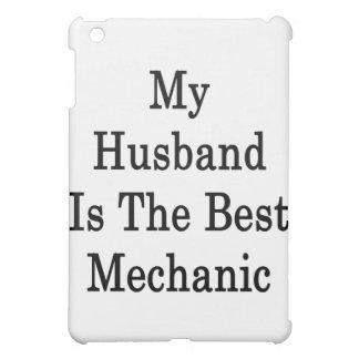 Mi marido es el mejor mecánico