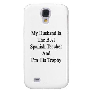 Mi marido es el mejor profesor español y soy el funda para galaxy s4